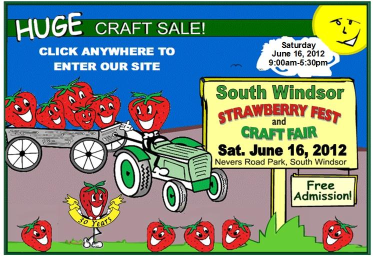 Craft Fair Windsor Ct